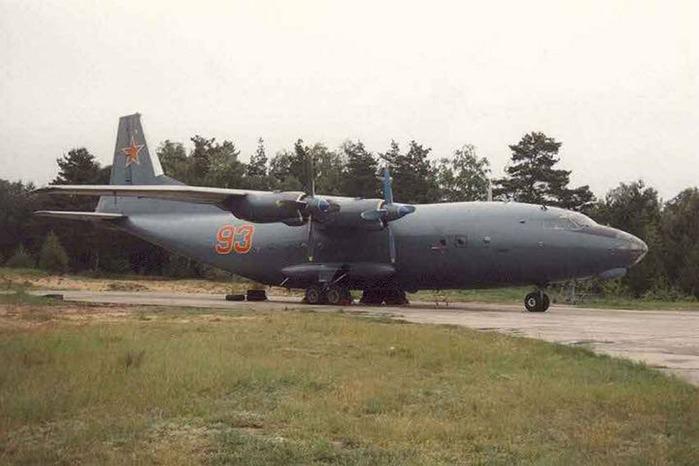 Вылететь к месту падения самолета пока невозможно из-за густого тумана - в... Самолет Ан-12 упал в 50 км от аэропорта...