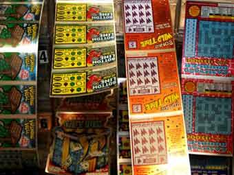 Американец в день смерти выиграл в лотерею 10 миллионов долларов