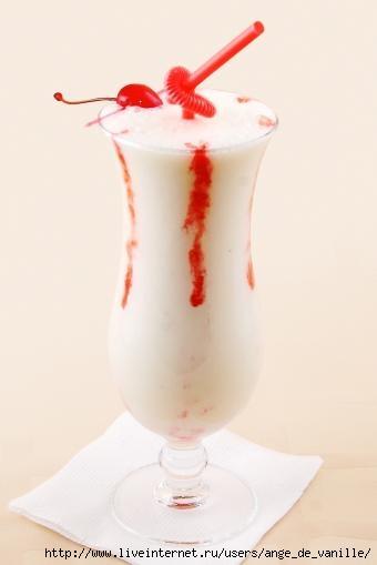 Знаете ли вы, что молочный, клубничный и т.п. коктейли можно приготовить...