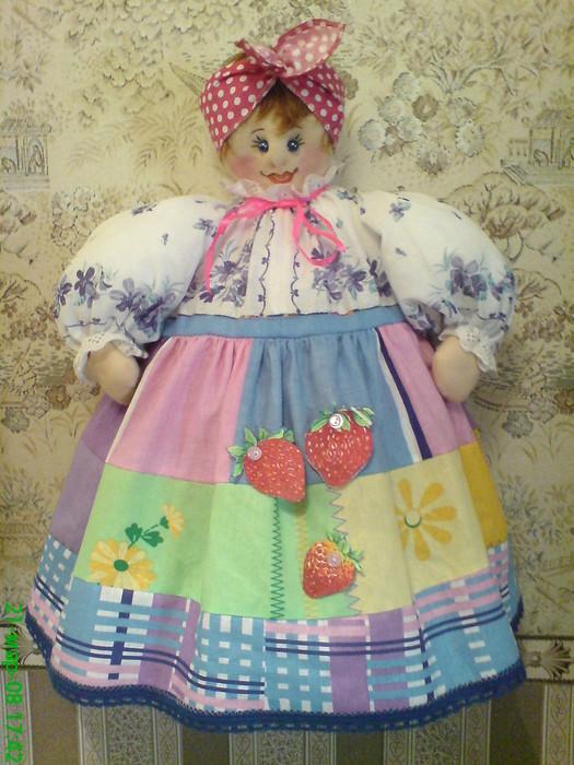 Кукла из платка своими руками мастер класс 23