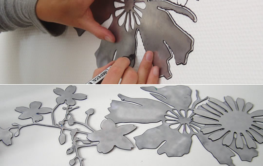 Рисованные фото своими руками