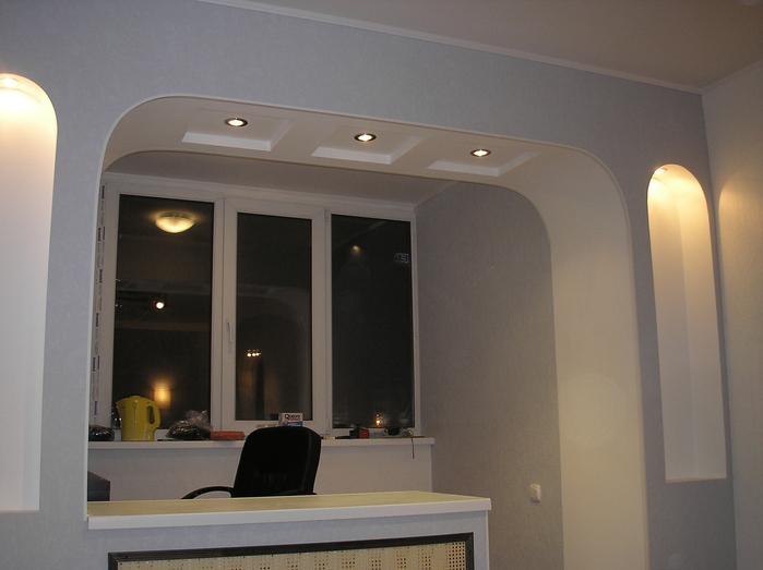 дизайнерское оформление балконов фото