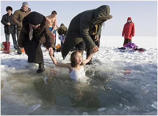 Крещение, Крещение Господне, крещенские купания, места для купания в Нижнем Новгороде
