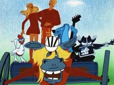 На мультфильм бременские музыканты