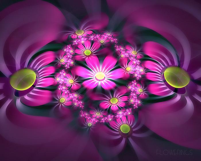 38571318 1232710499 Flowerings 006 Цветочные обои FLOWERINGS