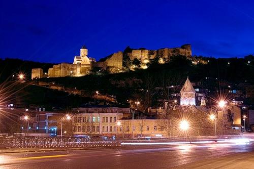 дата основания тбилиси:
