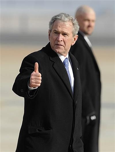Смешно и опасно Джордж Буш