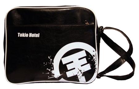 Сумка Tokio Hotel.