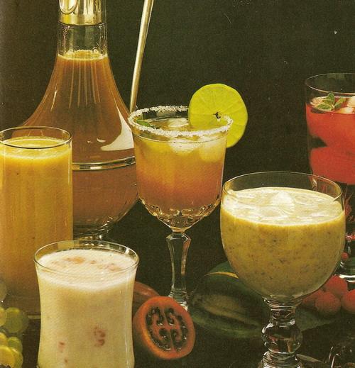 ведическая кулинария, напитки.