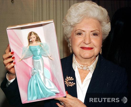Кукла Барби и Рут Хандлер