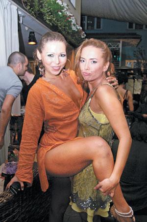 известные российский лесбиянки
