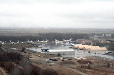 военная база Бишкек