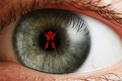 зрение глаза