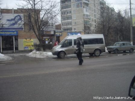Увеличены штрафы для водителей, не пропустивших пешехода