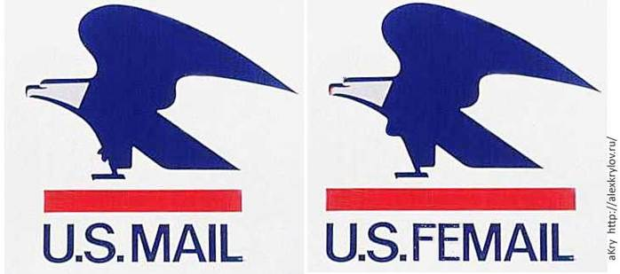 US Mail vs US Femail