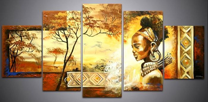 Африка: оригинал.