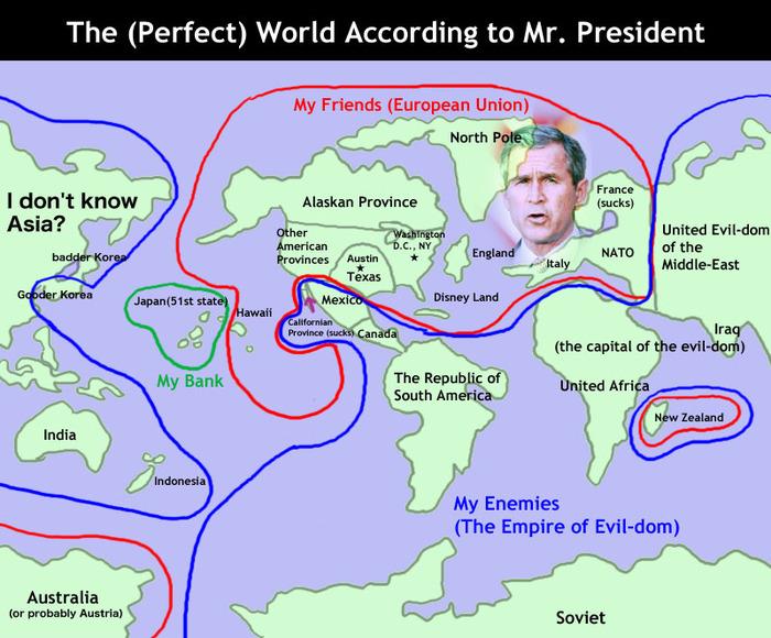 The world according to LiveInternet