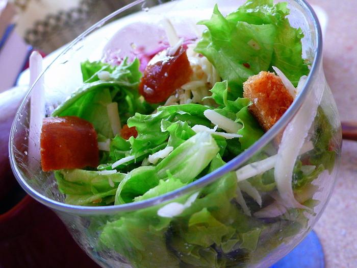 салат цезарь майонезом рецепт фото
