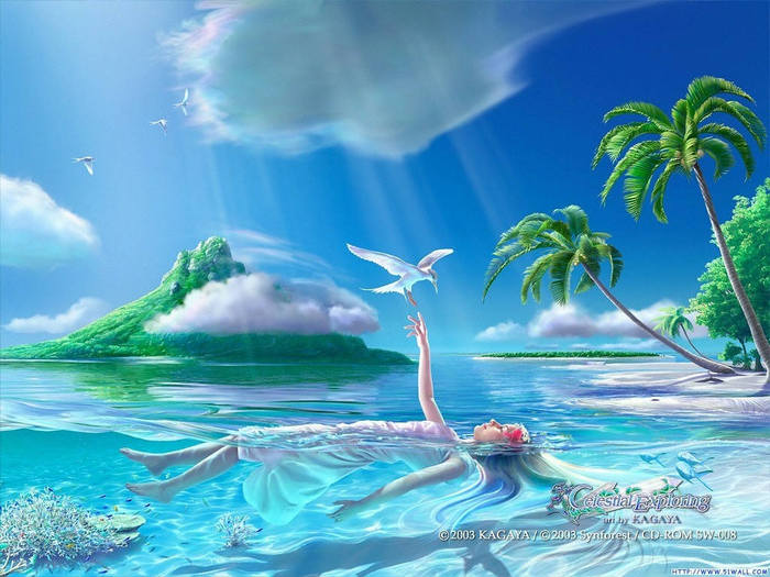 Рубрики природа море