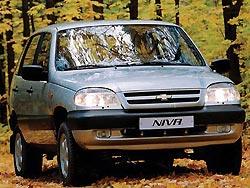 Chevrolet Niva (Шевроле Нива) 2006 г.в. г. Нижний Новгород.