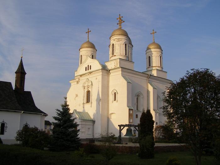 Володимир волинський свято успенський кафедральний собор