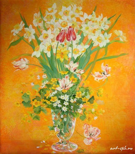 Полевые цветы записи