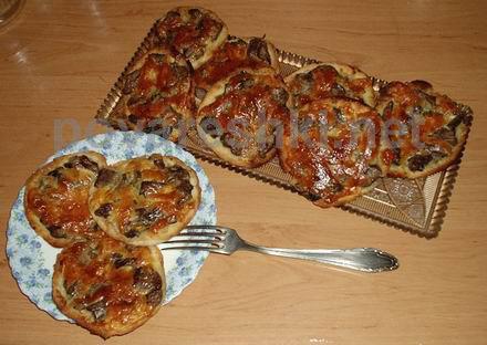 ...вкусные закуски с фото.  Подготовить грибы, перебрать, почистить...