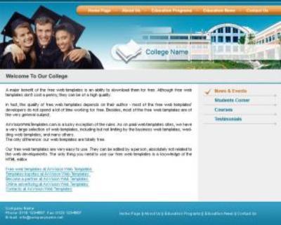 Как сделать образовательный сайт