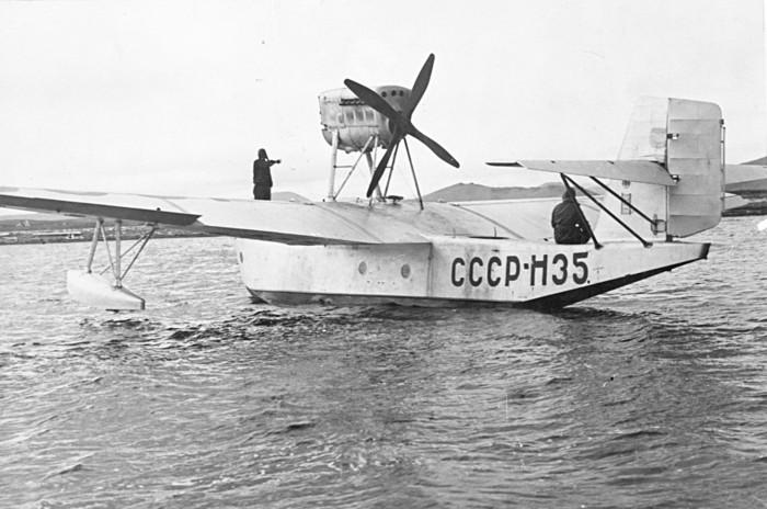 лодка бериева