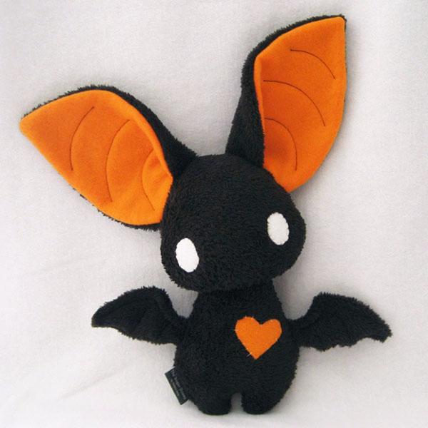 Выкройки летучей мыши игрушка