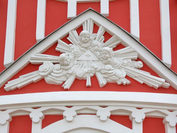 Чесменская церковь.