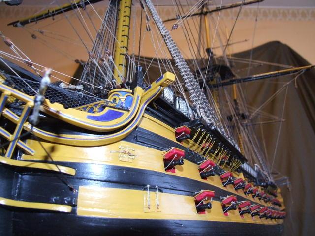 Модель корабля своими руками пластик 2