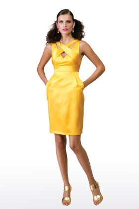 1) Тем девушкам, у кого маленькая грудь, рекомендуется приобретать платье,
