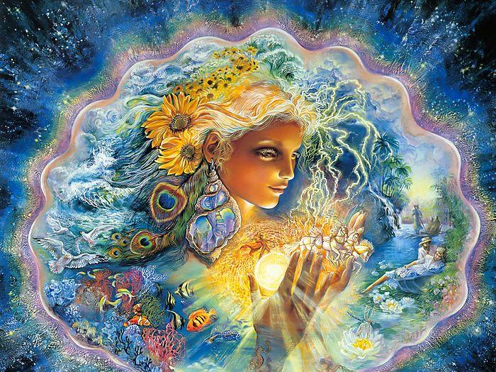 Волшебный сказочный мир или сон Жозефины Уолл