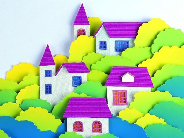 Если хватит фантазии, можно и свою картину придумать. http://picasaweb.google.com/hrisimova/mxdTDG.