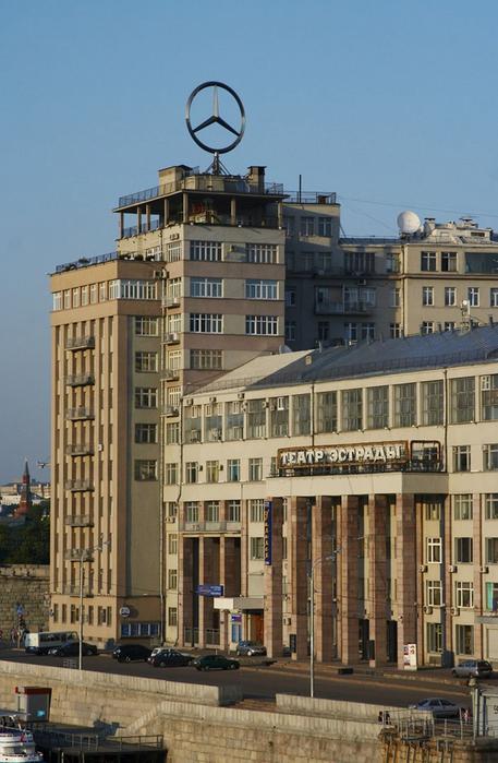 Московский Государственный Театр Эстрады открылся в июне 1954 года.  Новый театр получил здание на площади...