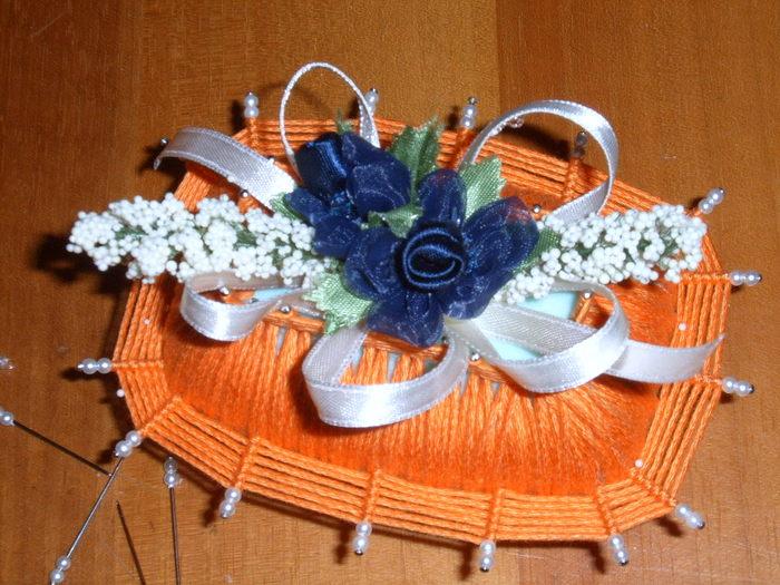 Как сделать цветы для корзинки