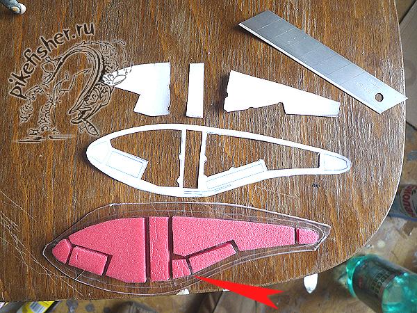 формы для силиконовых приманок из оргстекла купить в харькове