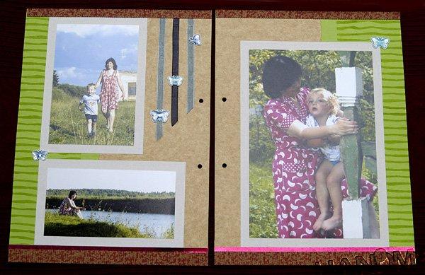 Как оформить семейный фотоальбом своими руками