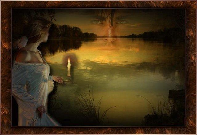 Старик-фонарь над мостовой Ритмично прятался...  Спасение Весь мир был гнусен и постыл.  Весь мир его сегодня предал.
