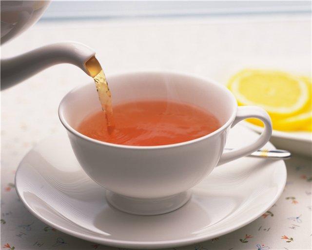 Эффективность работы мужского мозга может повысить чай