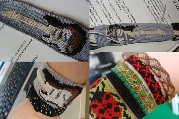 Схема фенечки металлика - Делаем фенечки своими руками.
