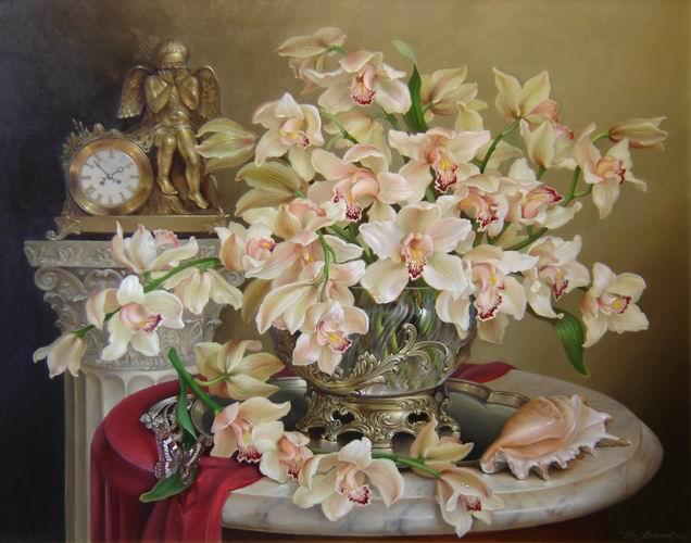 ...Orchids Год: 2011Язык: АнглийскийКоличество страниц: 29Формат: JpgРазмер: 54.6МбБуклет по вышивке крестиком.
