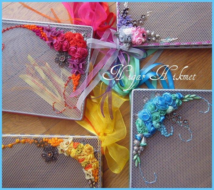 Вышивка лентами и бисером http www flickr com