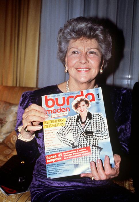Имя Энне Бурда прочно ассоциируется с миром моды.  Хотя фрау Бурда не была ни дизайнером, ни модельером и даже не...