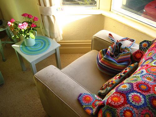 Уютные вещи своими руками для дома