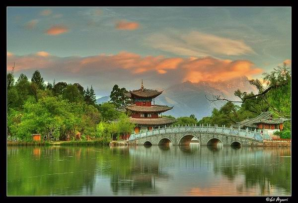 Фото природы китая фото китай китай