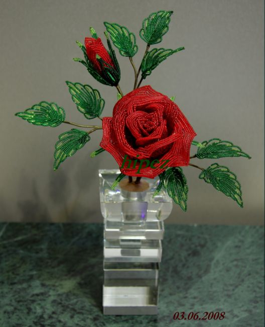 Розы из бисера мастер-класс. розы из бисера мастер-класс. ... розы из.