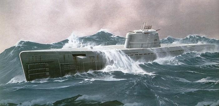 подводные лодки второй документальный фильм
