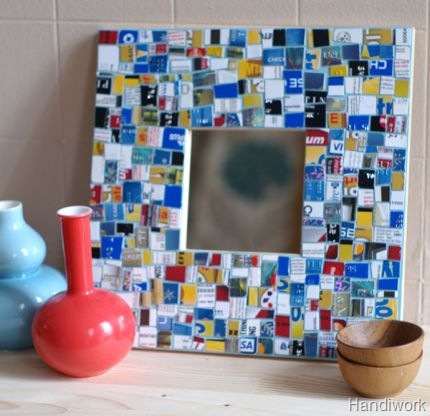 Укладка мозаики, варианты